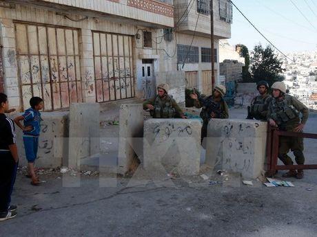 Israel dong cua khu Bo Tay va dai Gaza trong ngay le Yom Kippur - Anh 1