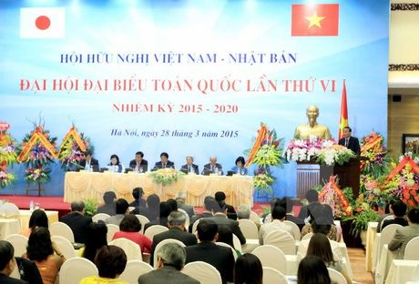 Tang cuong quan he huu nghi va giao luu Viet Nam-Nhat Ban - Anh 1