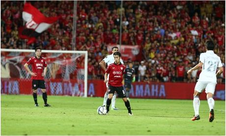 Bi Iraq vui dap, Thai Lan tan mong World Cup - Anh 1
