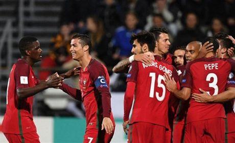 Ronaldo va tran 'tennis' thu 2 lien tiep cua Bo Dao Nha - Anh 6