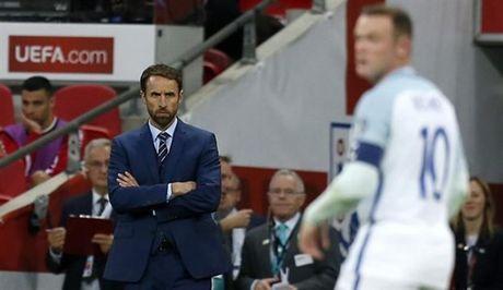 Loai Rooney, Southgate chi tung hoa mu? - Anh 1