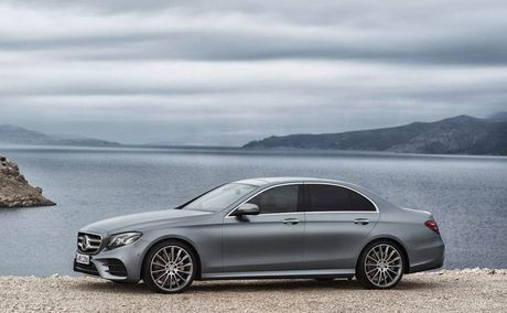 Mercedes Benz E-Class ra mat vao tuan sau, dep nhu S Class thu nho - Anh 5