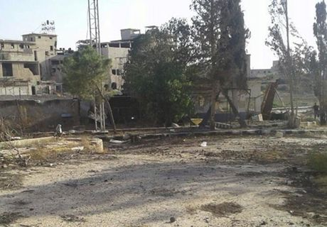 Quan doi Syria giai phong mot so vung o bac Aleppo - Anh 5