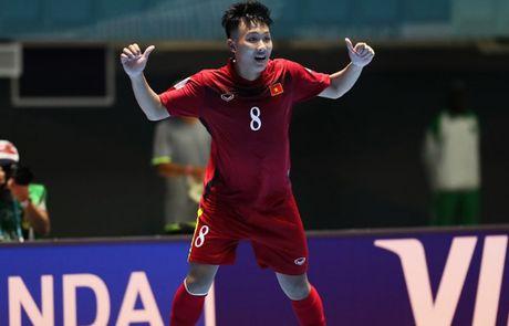 Sieu pham cua Futsal Viet Nam dung thu 2 ban thang dep nhat - Anh 1