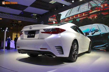 Lexus Viet Nam 'show hang' RC200t chinh hang gia gan 3 ty - Anh 16