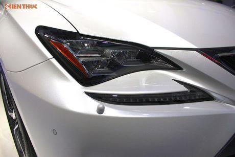 Lexus Viet Nam 'show hang' RC200t chinh hang gia gan 3 ty - Anh 4