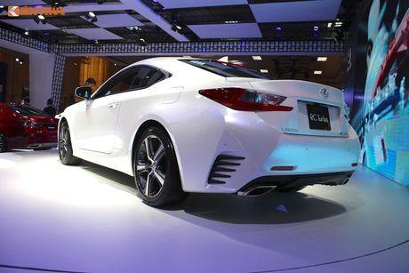Lexus Viet Nam 'show hang' RC200t chinh hang gia gan 3 ty - Anh 7