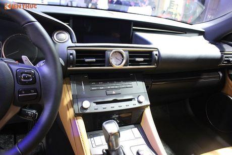 Lexus Viet Nam 'show hang' RC200t chinh hang gia gan 3 ty - Anh 9