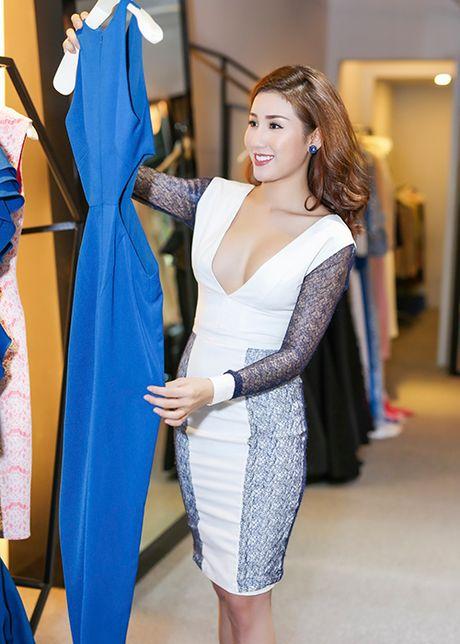 A hau Bao Nhu he lo trang phuc tham gia Miss Intercontinental - Anh 10