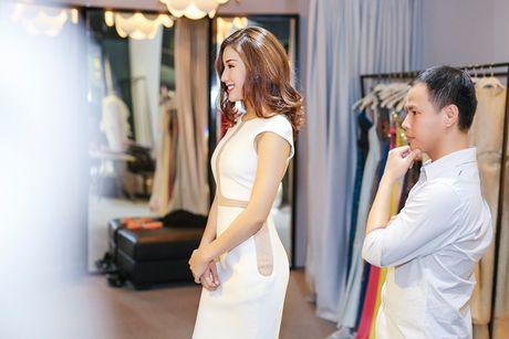 A hau Bao Nhu he lo trang phuc tham gia Miss Intercontinental - Anh 3