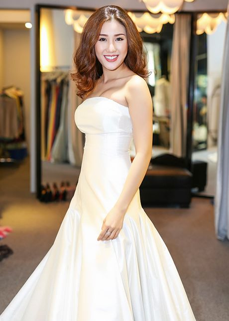 A hau Bao Nhu he lo trang phuc tham gia Miss Intercontinental - Anh 6