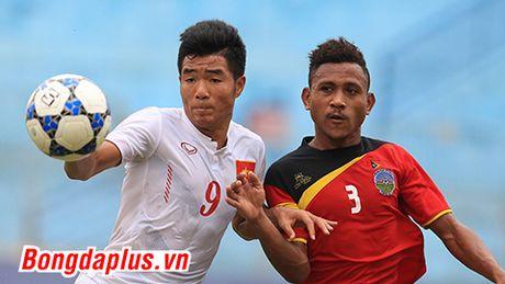 Chuan bi cho Giai vo dich U19 Chau A 2016: Muc tieu khiem ton - Anh 1