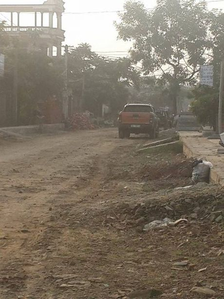 Tiep bai;Thieu Hoa (Thanh Hoa): Dan keu troi vi du an…rua bo! Ban doc chi nhung bat cap trong thi cong du an duong 516C - Anh 2