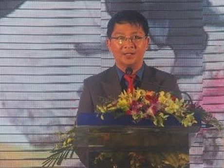 Binh Dinh: Ky niem 60 nam Ngay Truyen thong Hoi LHTN Viet Nam - Anh 2