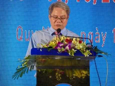 Binh Dinh: Ky niem 60 nam Ngay Truyen thong Hoi LHTN Viet Nam - Anh 3