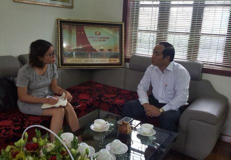 Cong chung 'doc' duoc gi qua bai phong van Giam doc So GD&DT Ha Tinh Tran Trung Dung? - Anh 1