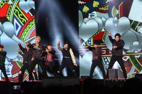 Hau truong Fans K - POP voi chuong trinh 'Lan song am nhac Han Quoc' 2016 - Anh 4
