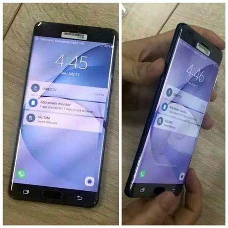 Thu hoi Samsung Note 7 co anh huong toi xuat khau cua Viet Nam? - Anh 1