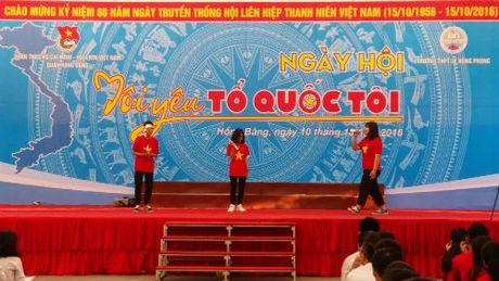 Ngay hoi giao duc long yeu nuoc tai Hai Phong - Anh 2
