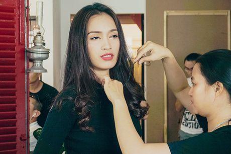Ai Phuong chia se chuyen tinh cam voi mau Tay dien trai - Anh 1