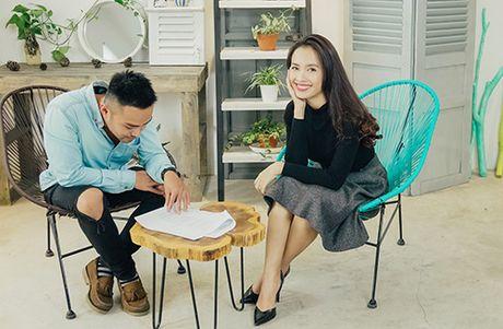Ai Phuong chia se chuyen tinh cam voi mau Tay dien trai - Anh 2