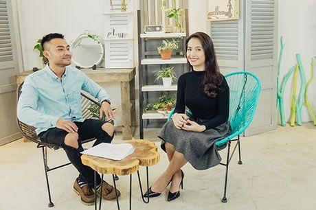 Ai Phuong chia se chuyen tinh cam voi mau Tay dien trai - Anh 3