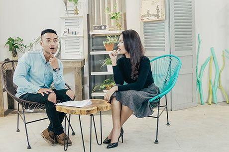 Ai Phuong chia se chuyen tinh cam voi mau Tay dien trai - Anh 4