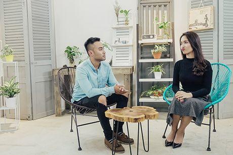 Ai Phuong chia se chuyen tinh cam voi mau Tay dien trai - Anh 6
