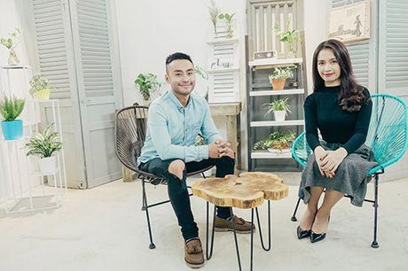 Ai Phuong chia se chuyen tinh cam voi mau Tay dien trai - Anh 8