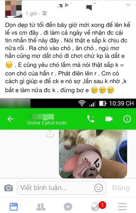Bi hai chuyen chong 'me' cho hon vo - Anh 1