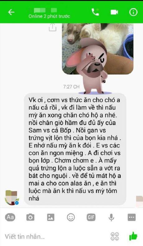 Bi hai chuyen chong 'me' cho hon vo - Anh 2