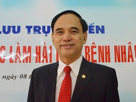 Bo Y te de nghi Ban Tuyen giao, Bo TT&TT vao cuoc vu 'Vu truong di hau dong' - Anh 1