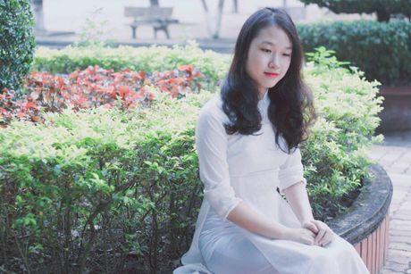 Ve dep cua nu sinh THPT Huynh Thuc Khang trong cuoc thi Miss VOS 2016 - Anh 12
