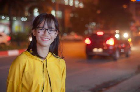 Ve dep cua nu sinh THPT Huynh Thuc Khang trong cuoc thi Miss VOS 2016 - Anh 15