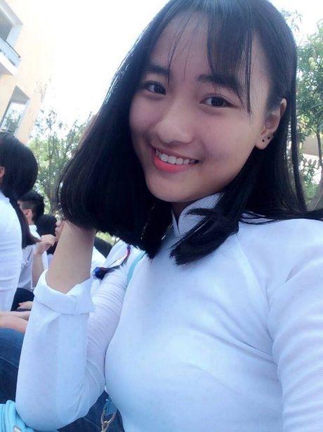 Ve dep cua nu sinh THPT Huynh Thuc Khang trong cuoc thi Miss VOS 2016 - Anh 19