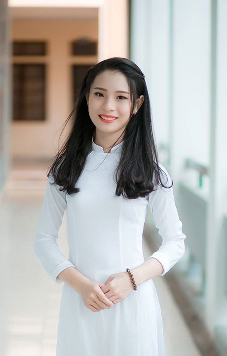 Ve dep cua nu sinh THPT Huynh Thuc Khang trong cuoc thi Miss VOS 2016 - Anh 24