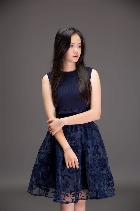 Ve dep cua nu sinh THPT Huynh Thuc Khang trong cuoc thi Miss VOS 2016 - Anh 26