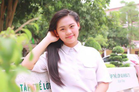 Ve dep cua nu sinh THPT Huynh Thuc Khang trong cuoc thi Miss VOS 2016 - Anh 29