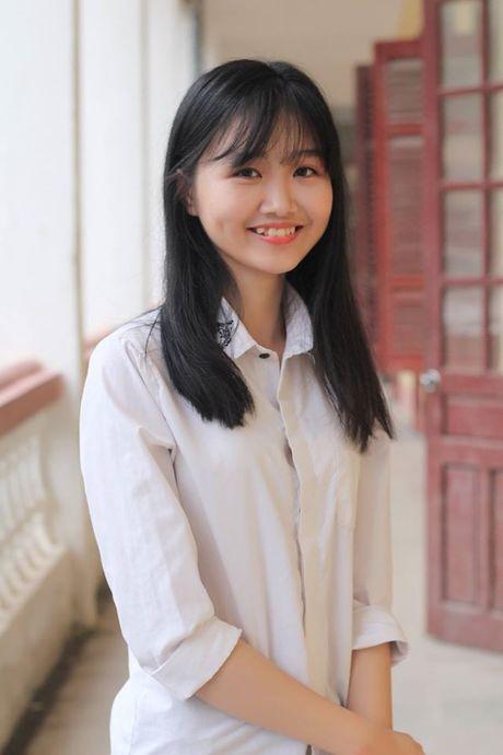 Ve dep cua nu sinh THPT Huynh Thuc Khang trong cuoc thi Miss VOS 2016 - Anh 2