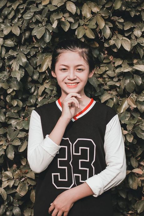 Ve dep cua nu sinh THPT Huynh Thuc Khang trong cuoc thi Miss VOS 2016 - Anh 32