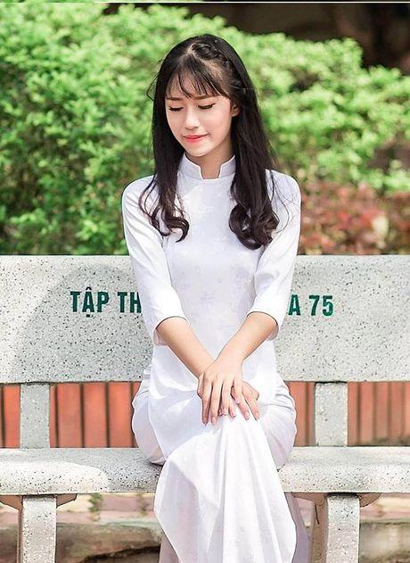 Ve dep cua nu sinh THPT Huynh Thuc Khang trong cuoc thi Miss VOS 2016 - Anh 35