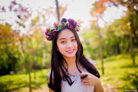 Ve dep cua nu sinh THPT Huynh Thuc Khang trong cuoc thi Miss VOS 2016 - Anh 36