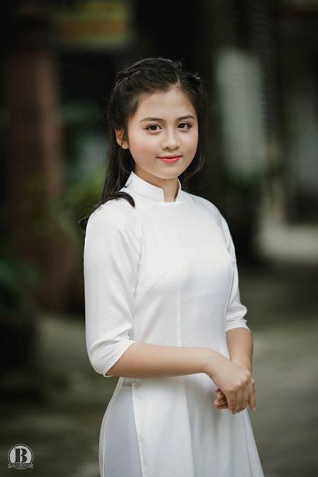 Ve dep cua nu sinh THPT Huynh Thuc Khang trong cuoc thi Miss VOS 2016 - Anh 38