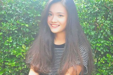Ve dep cua nu sinh THPT Huynh Thuc Khang trong cuoc thi Miss VOS 2016 - Anh 39