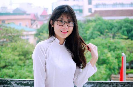 Ve dep cua nu sinh THPT Huynh Thuc Khang trong cuoc thi Miss VOS 2016 - Anh 5