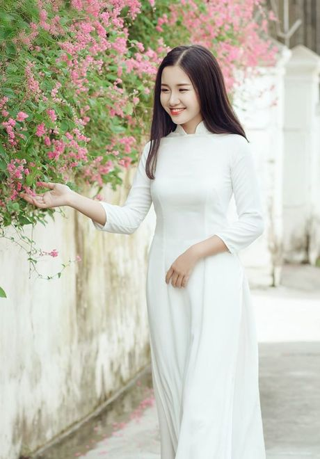 Ve dep cua nu sinh THPT Huynh Thuc Khang trong cuoc thi Miss VOS 2016 - Anh 6