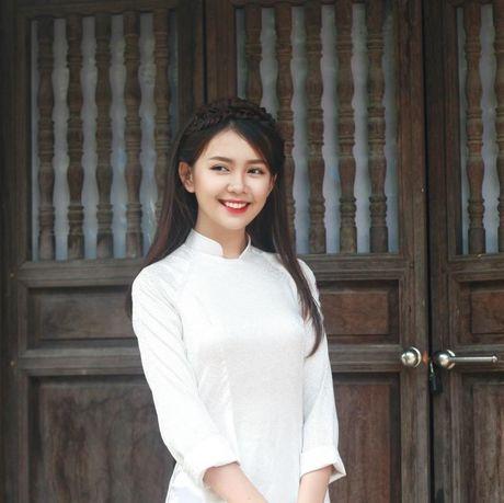 Ve dep cua nu sinh THPT Huynh Thuc Khang trong cuoc thi Miss VOS 2016 - Anh 7