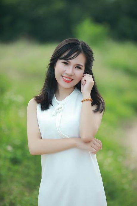 Ve dep cua nu sinh THPT Huynh Thuc Khang trong cuoc thi Miss VOS 2016 - Anh 8