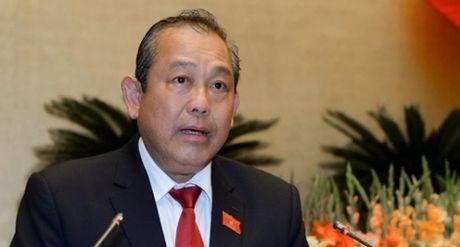 Pho Thu tuong Thuong truc Truong Hoa Binh gui thu khen Cuc Hai quan TP Ho Chi Minh - Anh 1