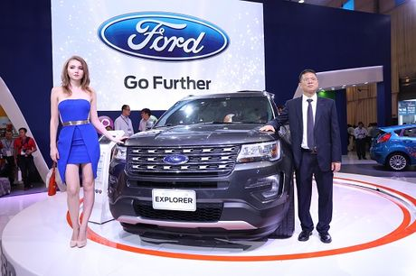 Ford Explorer gia 2,18 ty - Anh 2